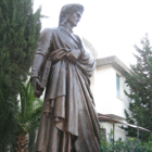 Dante Alighieri from Florence, Italy, to Ningbo, China! - National Library of Ningbo, China